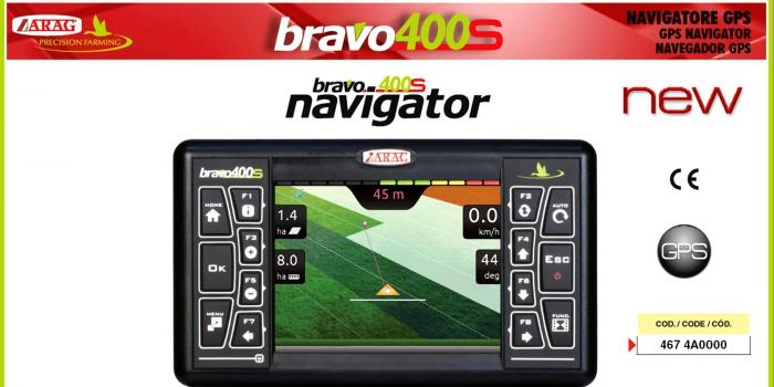 SATELLITARE ARAG BRAVO 400s